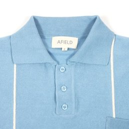 AFIELD Alfaro Pocket Polo
