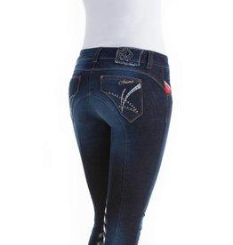 ANIMO ANIMO Ninon rijbroek dames jeans