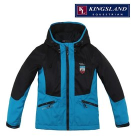 KINGSLAND KINGSLAND Alafia junior rain jacket blue methyl blue