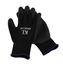 KINGSLAND KINGSLAND durness unisex riding gloves w fleece black