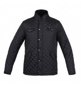 KINGSLAND KINGSLAND Adam mens quilted jacket navy