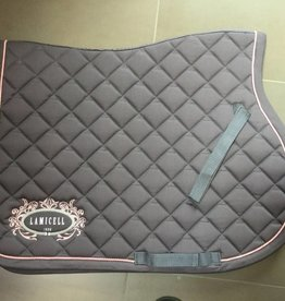 LAMI-CELL LAMI-CELL Melody all purpose pad grey/pipping roze