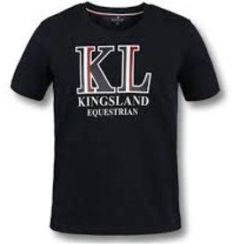 KINGSLAND KINGSLAND Lucas mens t-shirt navy