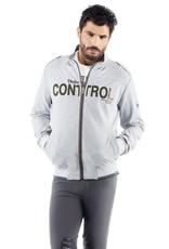 ANIMO efel sweater grijs