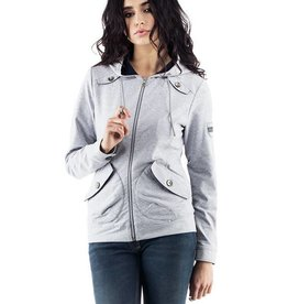 ANIMO lepax sweater grijs