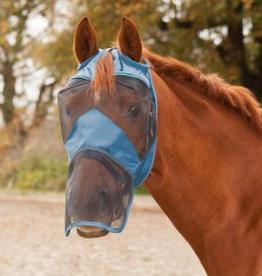 WALDHAUSEN Vliegenmasker zonder oren met neusstuk powder blue