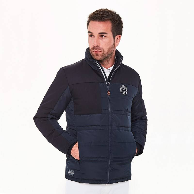HARCOUR jas auguste navy