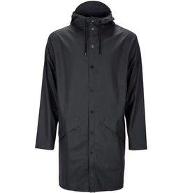Rains Long Jacket 1202 Black