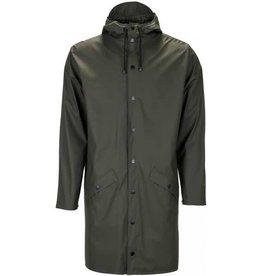 Rains Long Jacket 1202 Army
