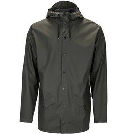 Rains Jacket 1201 Black