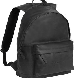 Chesterfield Chesterfield Andrew Leather Backpack Black