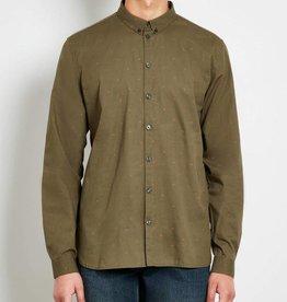 Minimum Crest 0063 Shirt Green