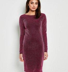 Minimum Mae Dress 0009 Dry Rose
