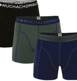 Muchachomalo Muchachomalo 1010SOLID186 3-Pack Multi