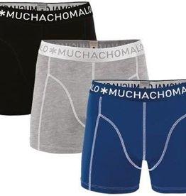 Muchachomalo Muchachomalo 1010SOLID187 3-Pack Multi