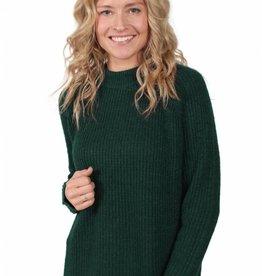 Minimum Minimum Rowena Knit 0004 Teal Green