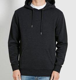 Minimum Corban Hooded Sweat 0245 Black
