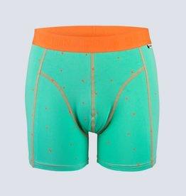 Cheaque P'la Seur Boxer Green/Orange