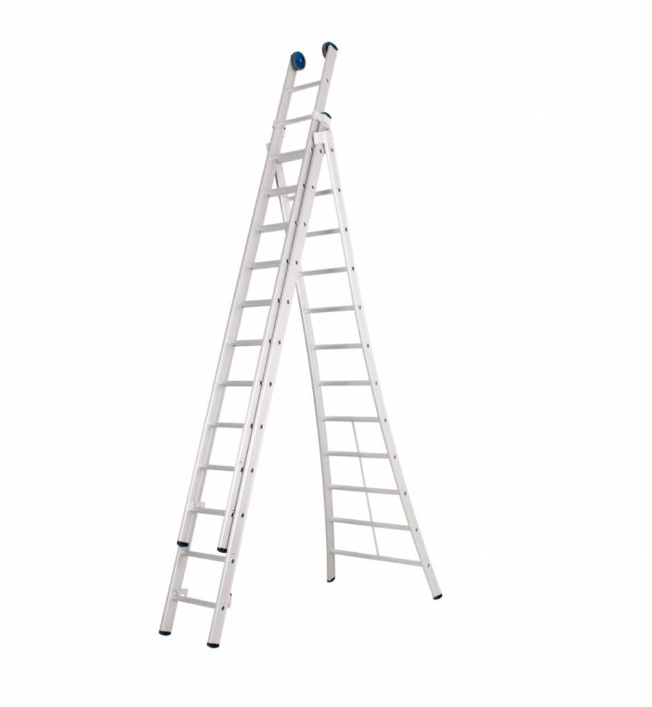 Voorkeur Das Atlas ano 3-delige ladder 3 x 12 sporten - Ladder-Steiger QQ37