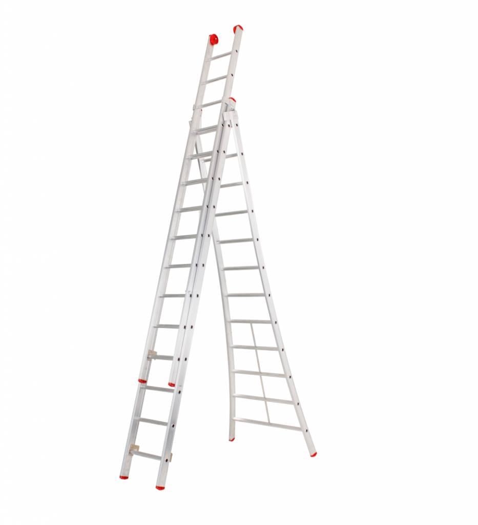 73e980616cabe0 ... Das Ladders échelle transformable 3 plans Das Vermeersch 3x12 échelons  ...