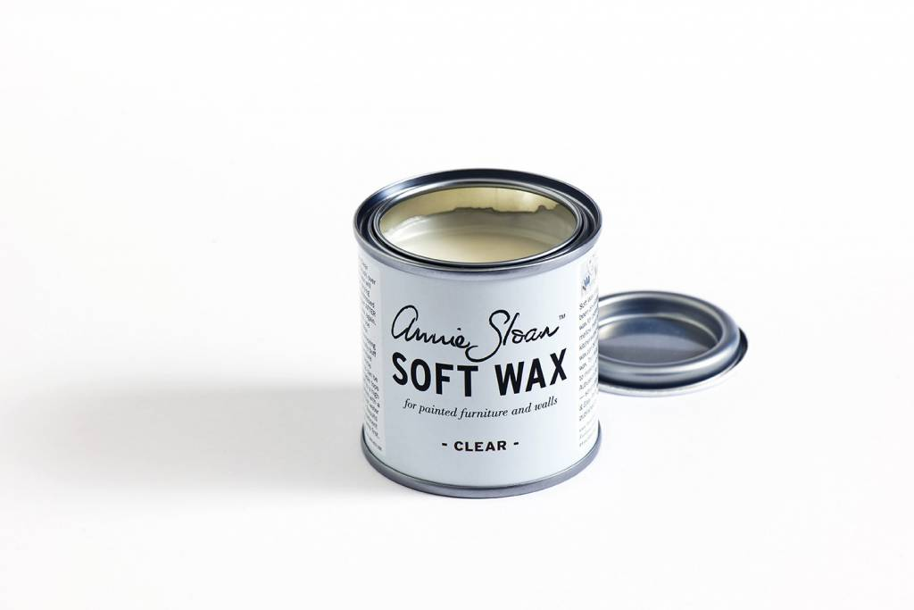 Annie Sloan Soft Wax clear 500ml - 120ml