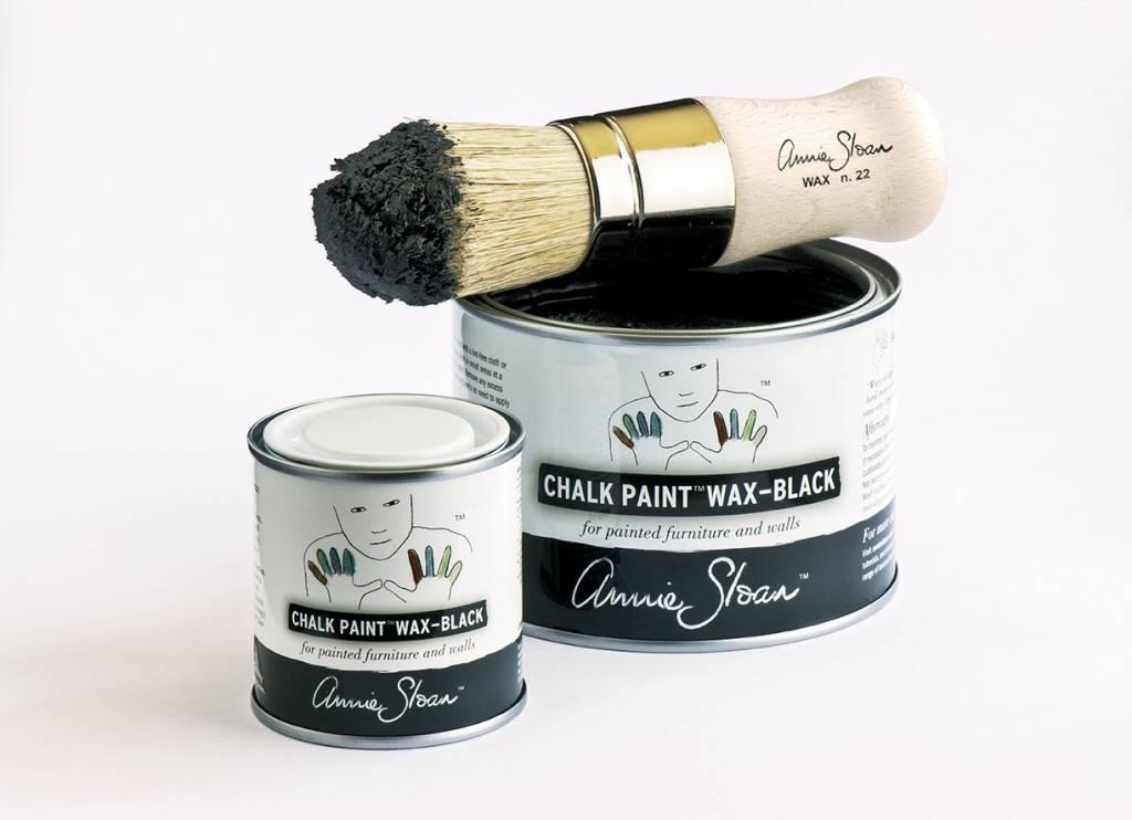 Annie Sloan Soft Wax Black 500ml - 120ml