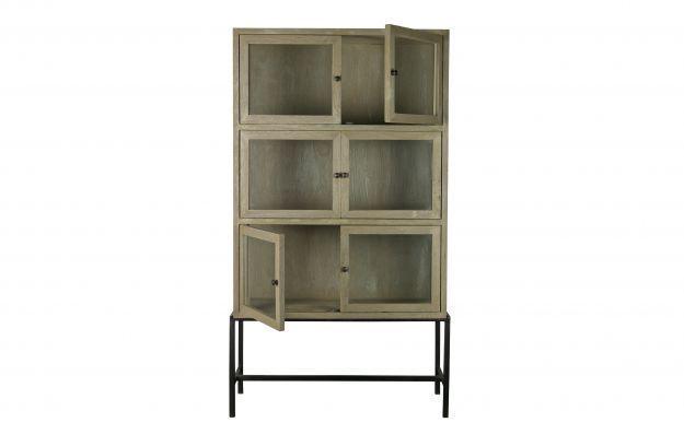 BePureHome Showcase cabinet 6 doors