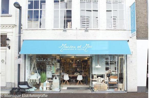 Bezoekje aan Maison et Moi