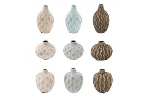 Ceramic Vase Honeycomb ASS.3