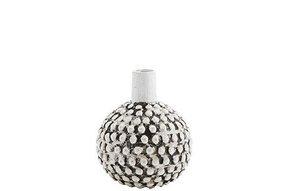 Vase w dots, 20 cm