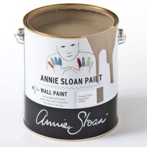 Annie Sloan Wallpaint, French Linen: 2,5l - 100ml