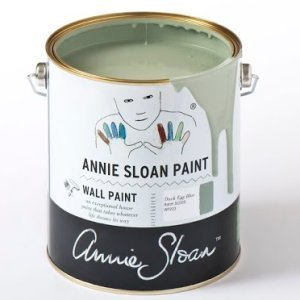 Annie Sloan Wallpaint, Duck Egg Blue: 2,5l - 100ml