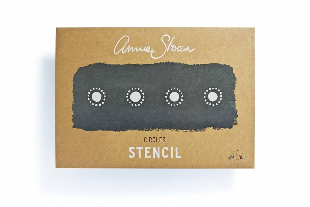 Annie Sloan Sjabloon A3: Circles