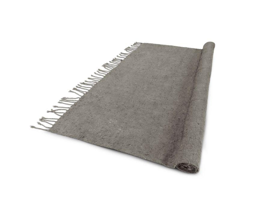 vt wonen Carpet natural knotted fringes 170 x 240cm
