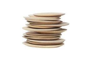 Mango bordjes, Ø 24 tot 30 cm