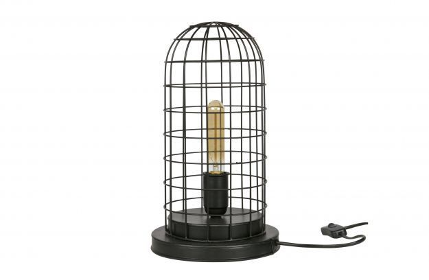 BePureHome Cage table lamp