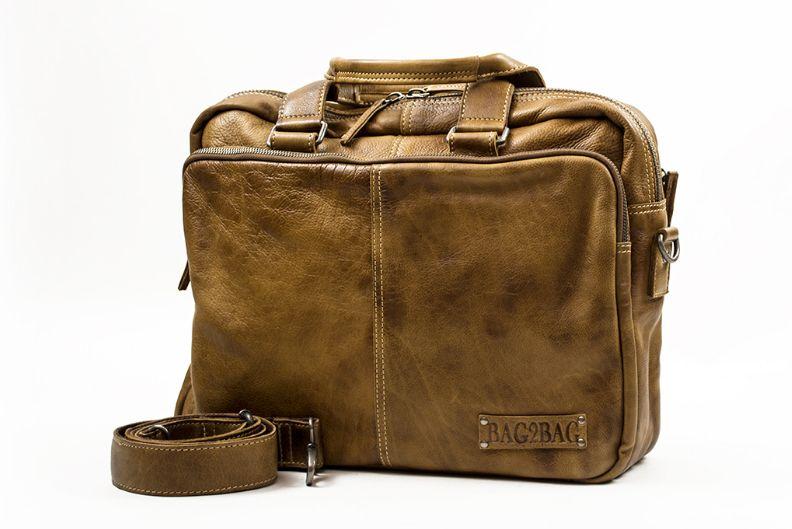 Bag2Bag Washington Brown
