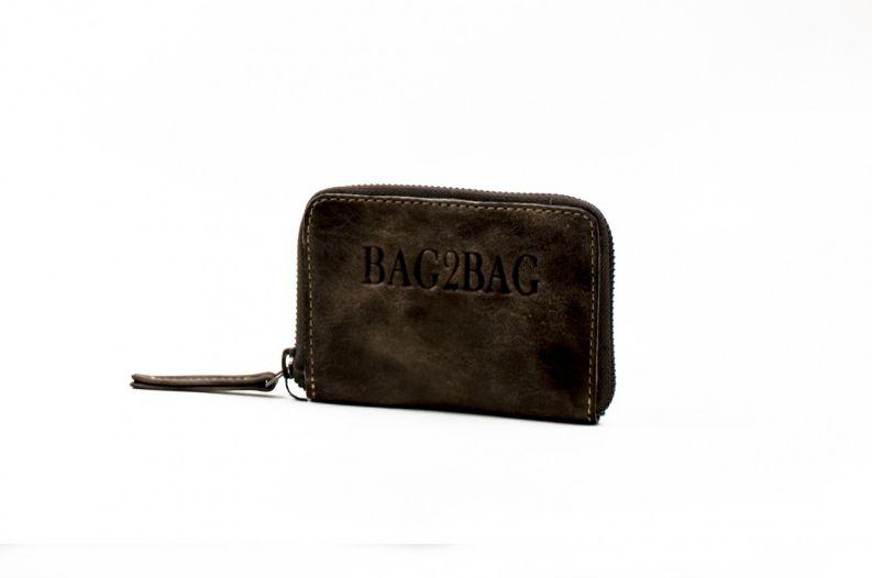 Bag2Bag City Wallet grijs