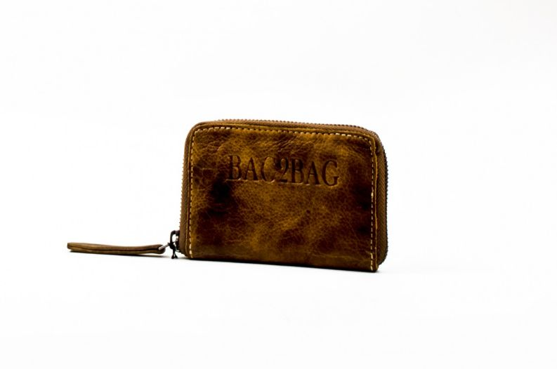 Bag2Bag City Wallet bruin