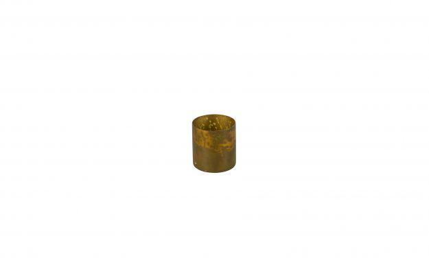 BePureHome Stardust glazen licht antique brass M