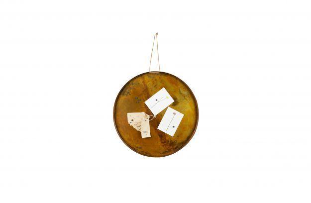 BePureHome Memories magneetbord 50cm antique copper