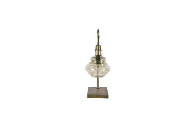 BePureHome Obvious tafellamp antique brass