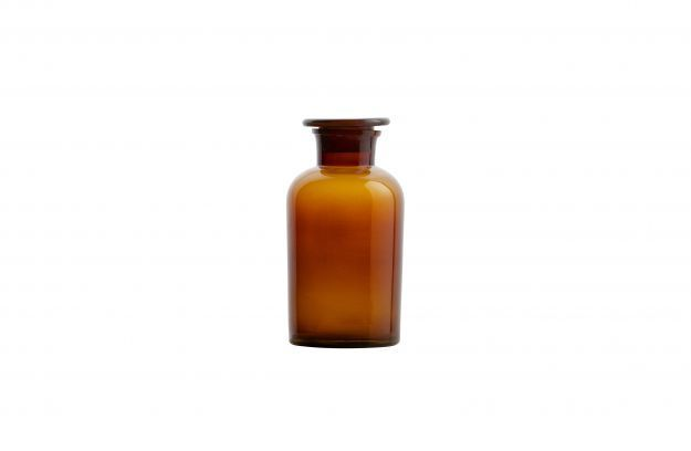 BePureHome Pharmacy fles 1l bruin