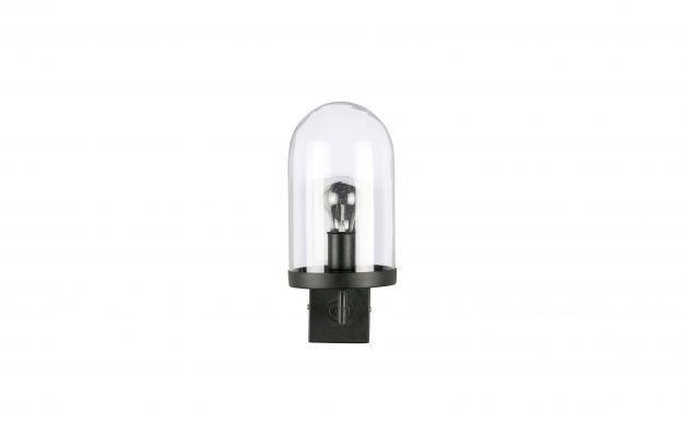 BePureHome Cover up wandlamp zwart