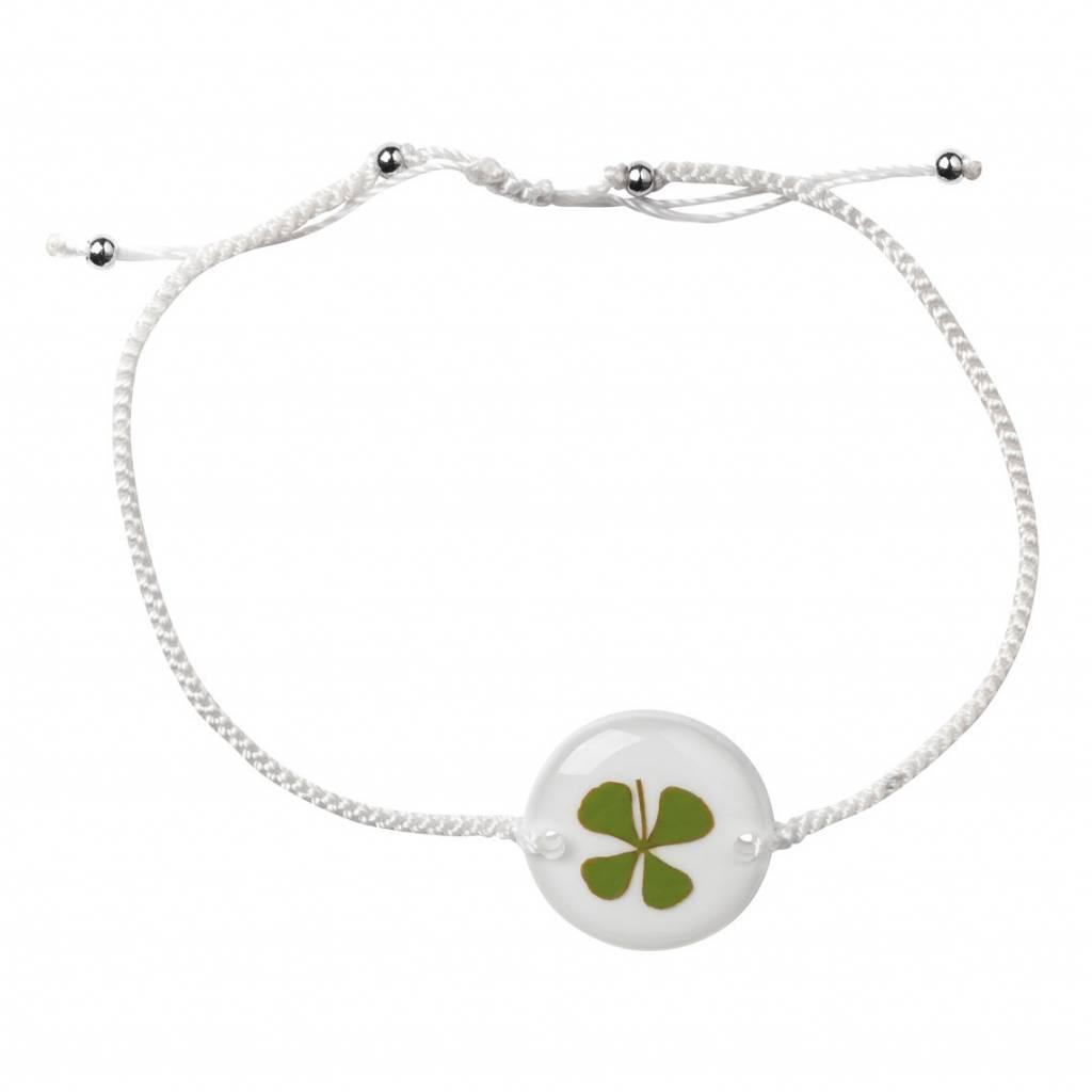 Räder Lucky Bracelet white