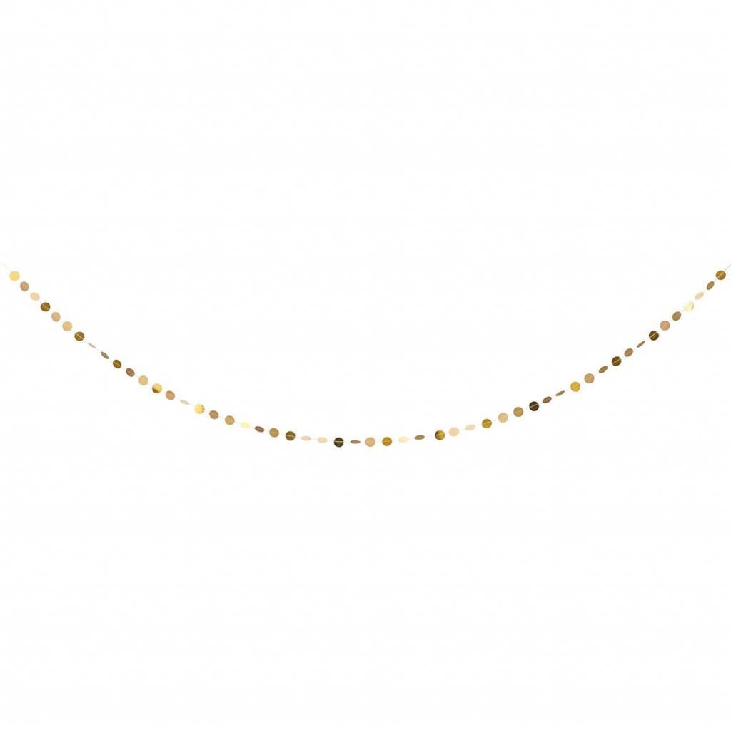 Räder Slinger goud, 2 meter
