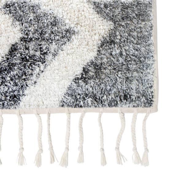 HKliving Zigzag badmat 75 x 110cm