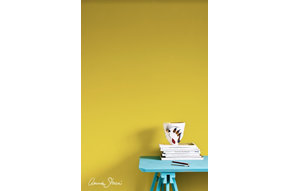 Wallpaint, English Yellow: 2,5l - 100 ml 100ML
