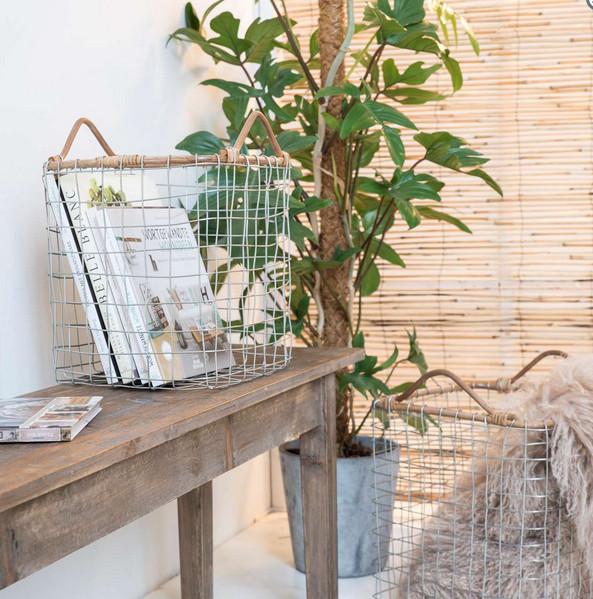 Ib Laursen Mand  Bamboo /metaal S  9199-00