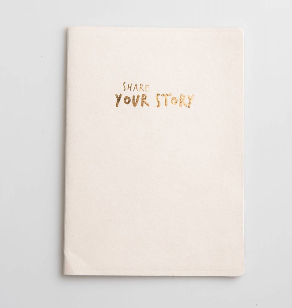 UNC URBAN NATURE CULTURE AMSTERDAM Notebook, Share your story